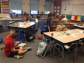 5th grade Book Buddies!