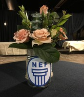 Custom Bar High Centerpieces