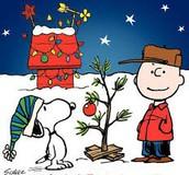 The Charlie Brown Christmas Tree