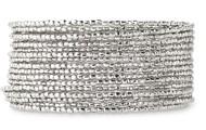 Bardot Spiral Bangle - Silver - SOLD