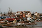 This was only part of the Joplin tornado.