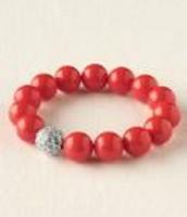 Coral Mini Bracelet