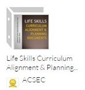 Life Skills Curriculum and Alignment & Planning Guide
