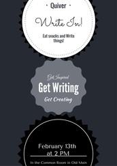 Quiver Write-In