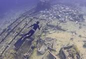 Wreck, Sinai, Egypt