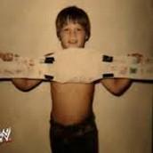 John Cena as Child