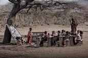 Educación en África.