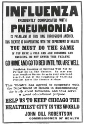 What are the characteristics of the 1919-1920 pandemic flu? Why was it so much more virulent than typical annual strains?