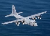 C-130 Airplane