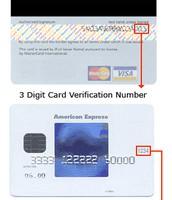 Verification Number (top)
