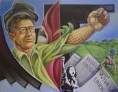 Cesar Chavez (1948-1973) Unknown Painter