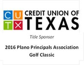 2016 Plano Principals Association Golf Classic