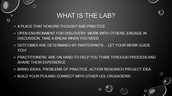 What is The Lab?