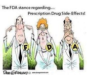 The FDA turns their backs on some side effects