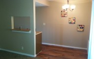 New Wood Flooring in Kitchen and Bath!