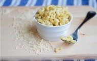 Plain Pasta w/ Parmesan