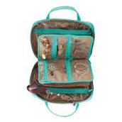 Medium Jewelry Travel Case - Teal - Normally only available to stylists!
