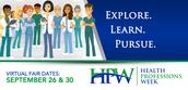 Health Professions Week: September 26 – 30, 2016