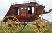 Wells Fargo & Company Stagecoach