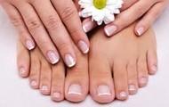embellecimiento de manos y pies
