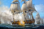 Battle Of Chesapeake Bay