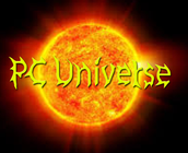WE ARE PC UNIVERSE!
