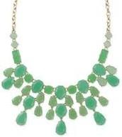 Linden Necklace-Green-SOLD