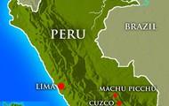 Un Mapa de Peru