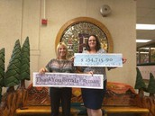 Portola High receives $254,715 donation!