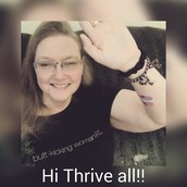 Thrive and come ALIVE!!!!