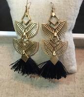 Aida Tassel Chandeliers $49 - sample price $49