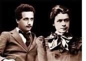 Albert Einstein's 2nd cousin and 2nd wife