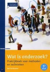 De 6 W vragen van Nel Verhoeven, of toch 7.....?