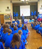 Our Blue Ribbon Celebration