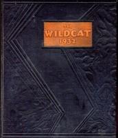 Wink High School - 1932 Yearbook