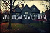 Visit the Salem Witch House