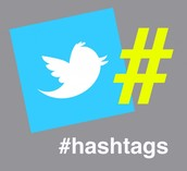Find a Topic of Interest with Hashtags