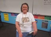 Thelma Robinson -Teacher