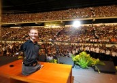 Nick Vujicic Is a Inspirational Speaker