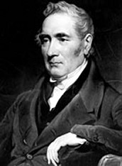 Who invented railroads?
