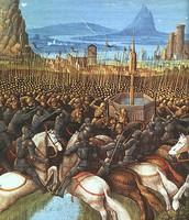 קרב של הטמפלרים נגד המוסלמים