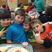 """We Are Friends!"" video from Mrs. St. Jean's third grade"