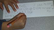 Letter Formation and Sight Word Spelling