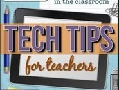 Tech Tips Every Teacher Should Know