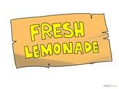 INFORMATION ABOUT MARINA'S LEMONADE DOWN BELOW!!!
