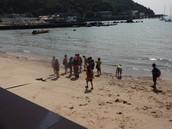 Yeong Shue Wan beach