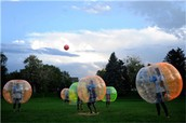Bubble Football Time in UK!