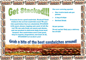 Get stacked!