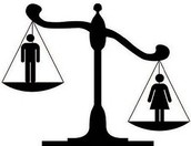 Women are discriminated so they fought for women right's.