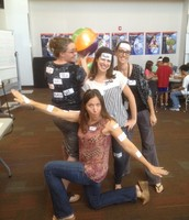 Charlie's Angels...I mean; Safe School Ambassadors!